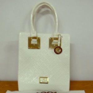 Beautiful white Christian Lecroix purse